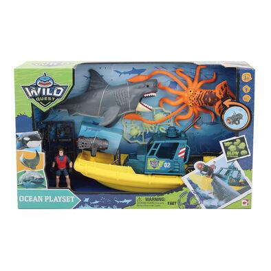 Wild Quest Ocean 海洋探索遊戲組