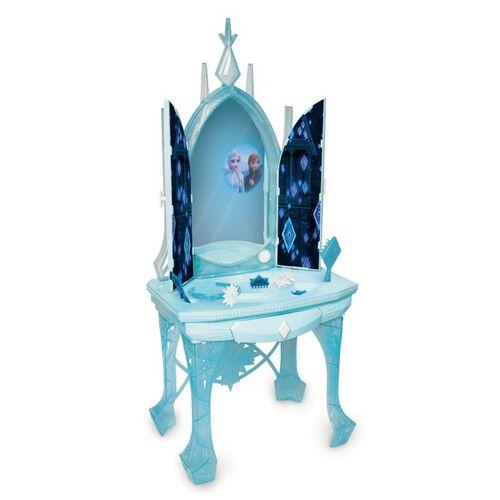 Disney Frozen迪士尼冰雪奇緣2魔法化妝台