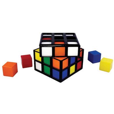 Rubik's魔術方塊 立體三連棋遊戲