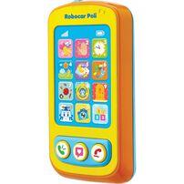Robocar Poli波力救援小英雄 波力寶寶小手機