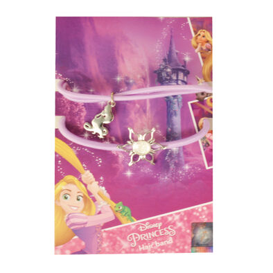 Disney迪士尼 漂亮公主髮帶 長髮公主樂佩