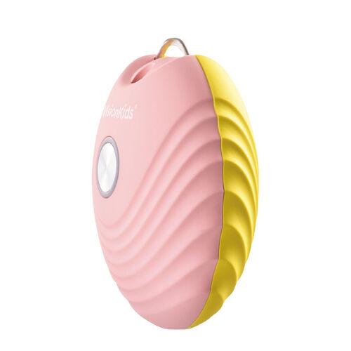 VisionKids 兒童穿戴式負離子空氣淨化機 粉紅
