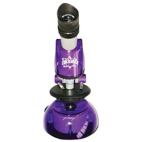 Edu Science太空探索 顯微鏡(640倍/紫)