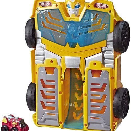 Transformers變形金剛Transformers 大黃蜂軌道塔