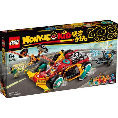 LEGO樂高80015 悟空小俠雲霄跑車