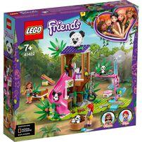 LEGO樂高好朋友系列 41422 熊貓叢林樹屋