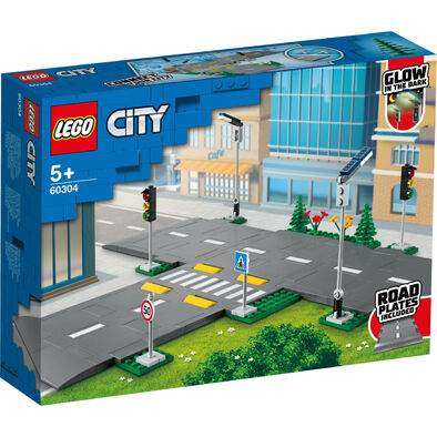 LEGO樂高 60304 道路底板