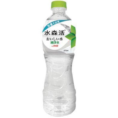 Coca-Cola可口可樂「水森活」純淨水