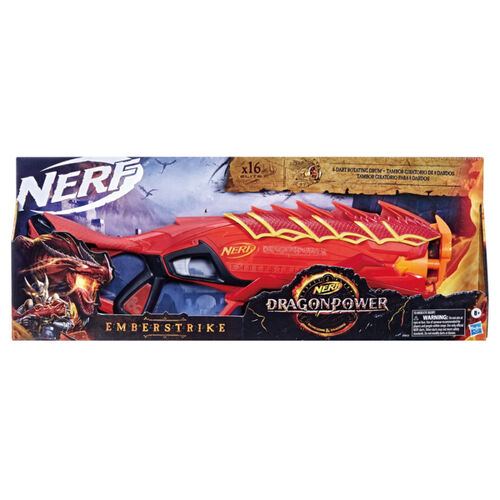 Nerf 龍之力量 燃燼之擊