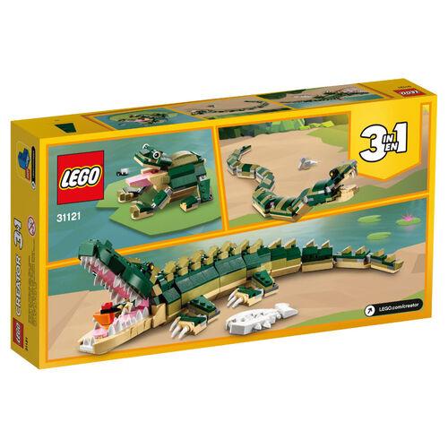 Lego樂高 31121 鱷魚