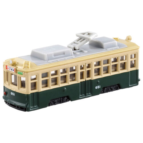 Tomica多美 No﹒66 廣島電鐵650型