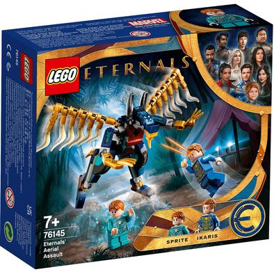 Lego樂高76145 Eternals' Aerial Assault