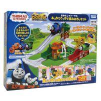 Thomas & Friends湯瑪士小火車 電動工程車組日本版