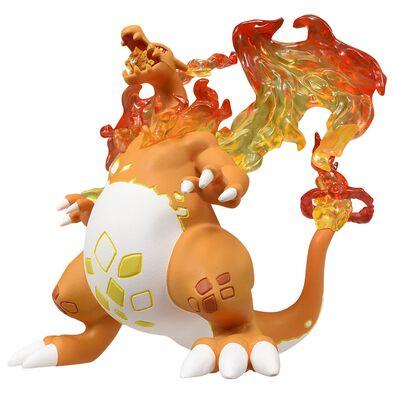 Pokemon寶可夢MX-02 超極巨化噴火龍
