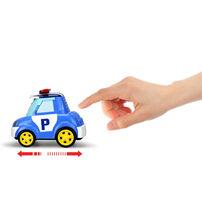 Robocar Poli波力救援小英雄 合金車赫利