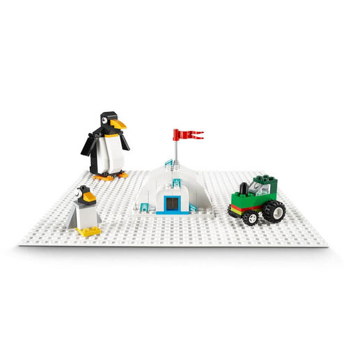 LEGO樂高 11010 白色底板