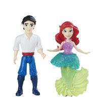 Disney Princess迪士尼公主 迪士尼迷你公主王子2入人物組 - 隨機發貨