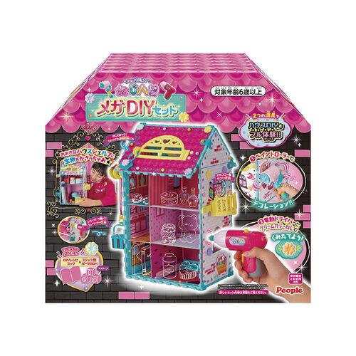 People歡樂螺絲DIY系列-夢幻小屋
