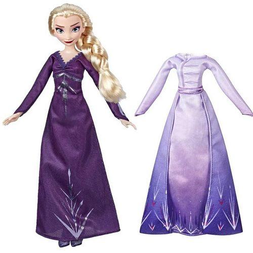 Disney Frozen迪士尼冰雪奇緣美美換裝公主組 - 隨機發貨