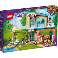 Lego樂高 Lego Friends 41446心湖城獸醫診所