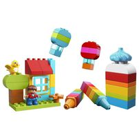 LEGO樂高得寶系列 10887 歡樂創意顆粒套裝