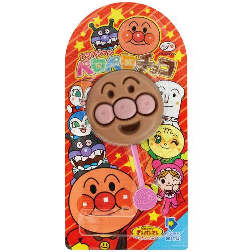 不二家 Anpanman麵包超人(代)巧克力棒12g