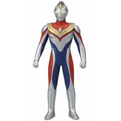 Ultraman超人力霸王怪獸 500 Dyan 軟膠公仔
