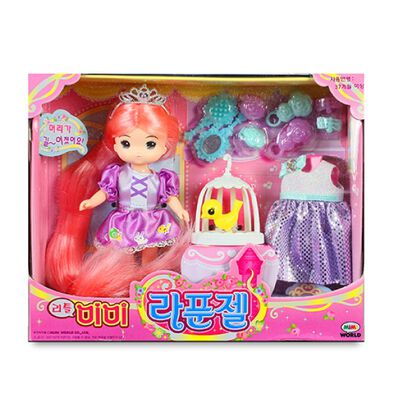 Mimi World 迷你MIMI長髮公主