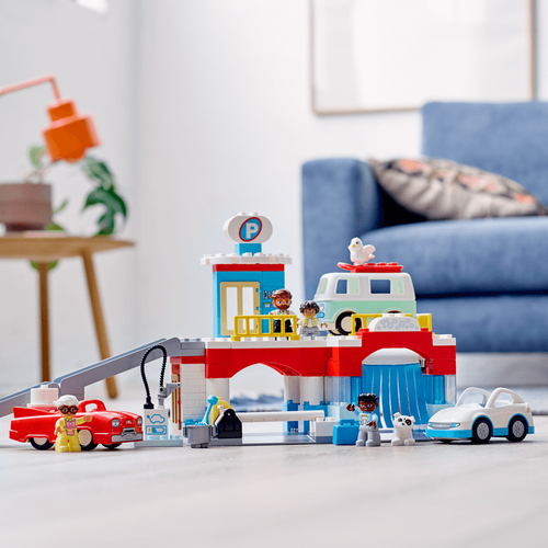 Lego樂高 10948 多功能停車場