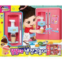 Mimi World 小朵莉 冰淇淋冰箱