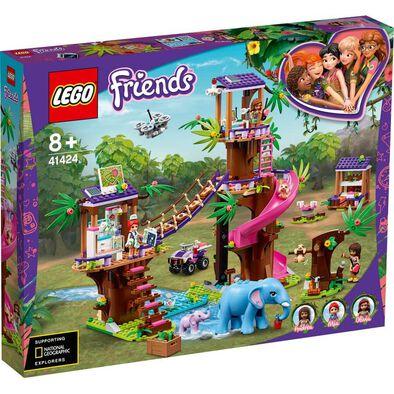 LEGO樂高好朋友系列 41424 叢林救援基地