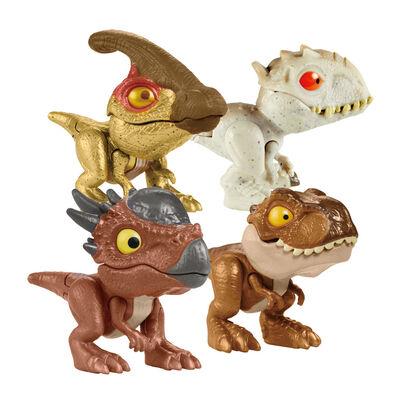 Jurassic World侏羅紀世界 Q版恐龍系列 - 隨機發貨