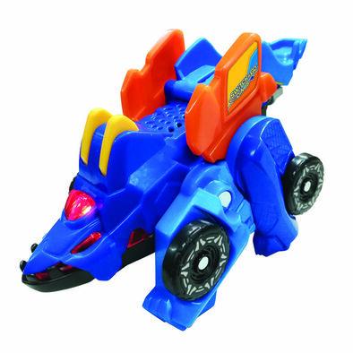 Vtech 聲光變形恐龍車 劍龍 薩拉姆