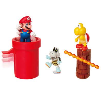 Nintendo任天堂super Mario 2.5吋地牢5入組