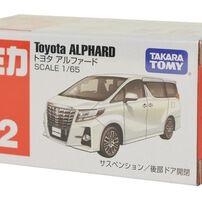Tomica多美 No﹒12 Toyota Alphard