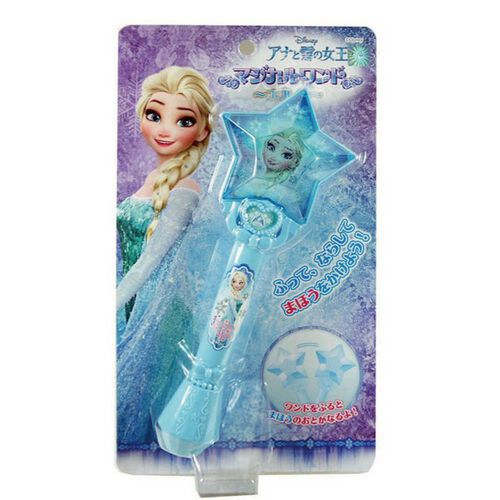 Disney Princess迪士尼公主 冰雪奇緣 魔法棒 艾莎公主