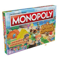 Monopoly地產大亨動物森友會
