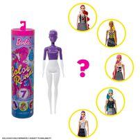 Barbie芭比 驚喜造型娃娃單色時尚系列