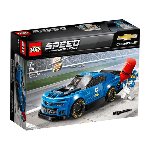 LEGO樂高超級賽車系列 LEGO Speed Champions Chevrolet Camaro Zl1 Race Car 75891