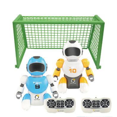 Mario Toys瑪琍歐 遙控足球對戰機器人(2隻裝+球門)