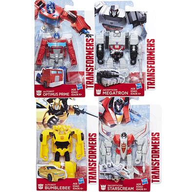 Transformers變形金剛 世代系列經典金剛-基本組 - 隨機發貨