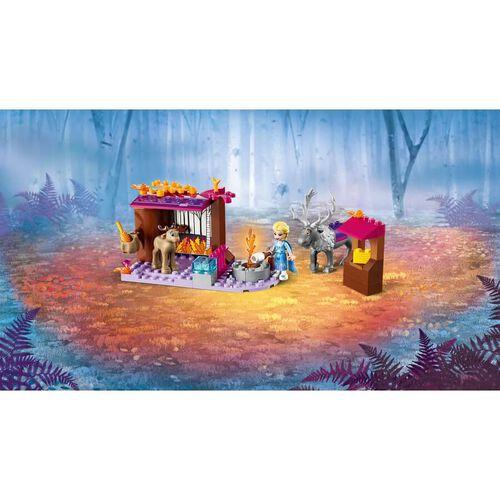 LEGO樂高 DISNEY 41166 Elsa's Wagon Adventure 積木 玩具