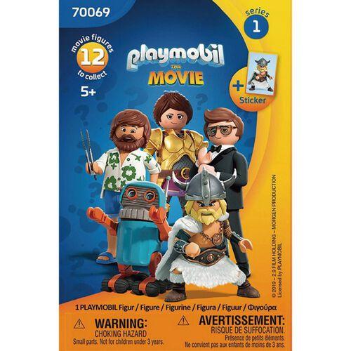 Playmobil摩比人 電影人偶包第一代