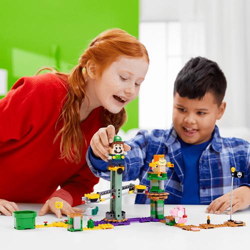Lego樂高 71387 路易吉冒險主機