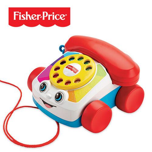 Fisher Price 費雪經典可愛電話