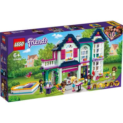 LEGO樂高 41449 安德里亞的家