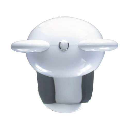 VisionKids 熊熊造型全自動感應皂液機 白
