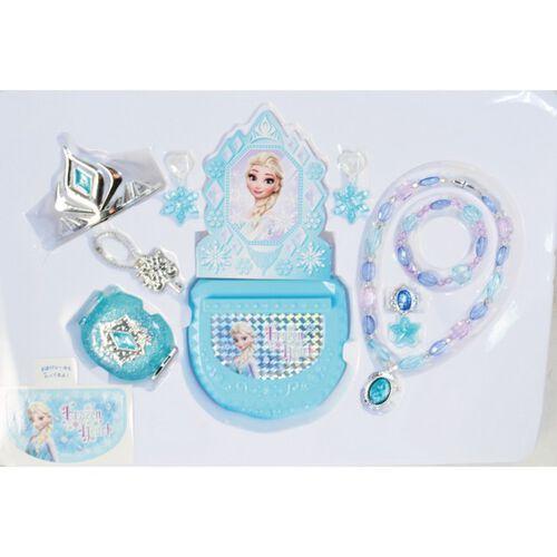 Disney Frozen迪士尼冰雪奇緣皇冠珠寶盒組