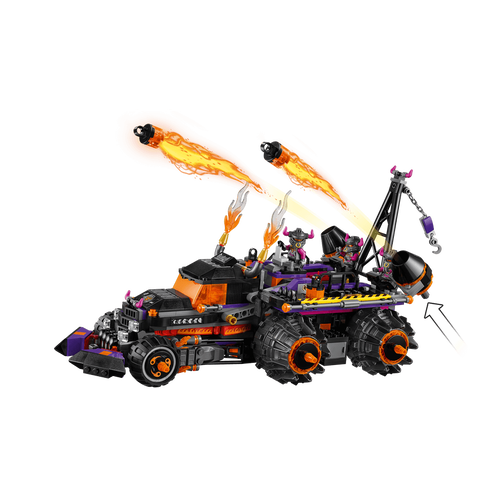 LEGO樂高 80011 悟空小俠 紅孩兒邪火戰車