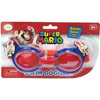 Nintendo任天堂瑪利歐泳鏡